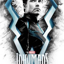 Marvel's Inhumans Black Bolt poster (Marvel/ABC)