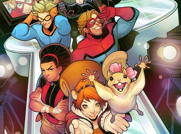Marvel's New Warriors (Marvel)