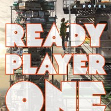 Ready Player One book cover (Warner Bros. Pictures)