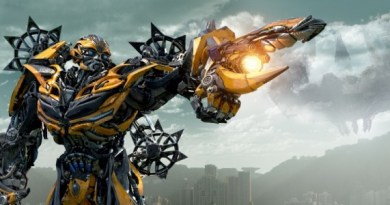 Transformers Bumblebee still (Paramount Pictures)