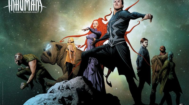 Marvel's Inhumans (ABC/Disney/Marvel)
