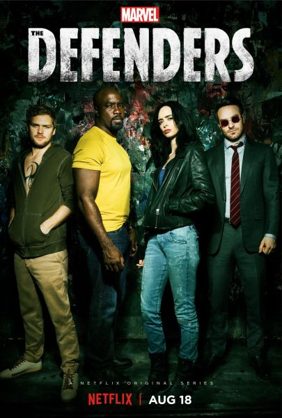 Marvel's The Defenders (Marvel Studios/Netflix)