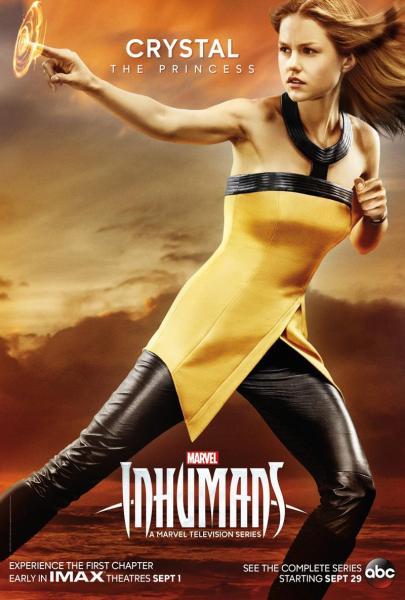 Marvel's Inhumans Crystal poster (Marvel Studios/ABC)