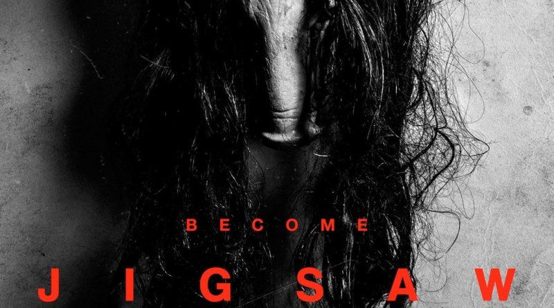 """Poster for the movie """"Jigsaw"""""""