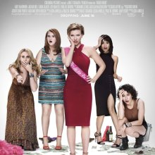 "Poster for the movie ""Rough Night"""