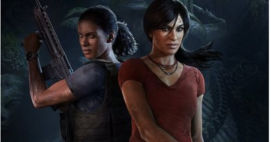 Uncharted: The Lost Legacy (Sony/Naughty Dog)