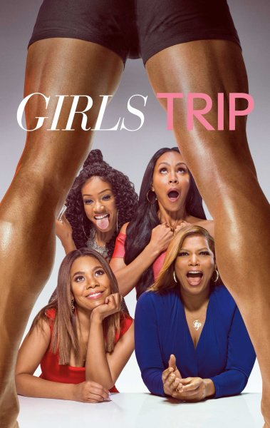 """Poster for the movie """"Girls Trip"""""""
