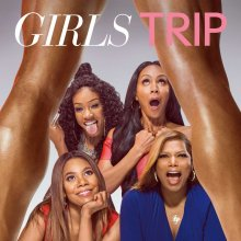 "Poster for the movie ""Girls Trip"""