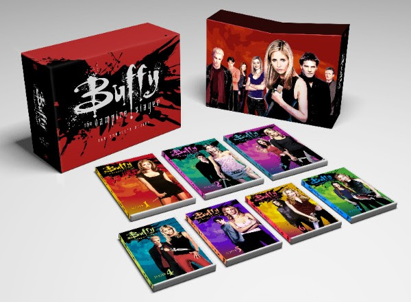 Buffy The Vampire Slayer: The Complete Series 20th Anniversary Edition DVD Boxed Set (20th Century Fox Home Entertainment)