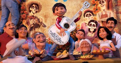 Coco Spanish poster (Disney/Pixar)
