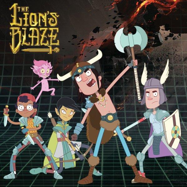 Lion's Blaze (Olan Rogers/New Form)