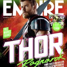 Empire Magazine Has It's Thor: Ragnarok-centric Newsstand Cover Released