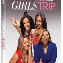 Girls Trip Blu-Ray cover (Universal Pictures Home Entertainment)