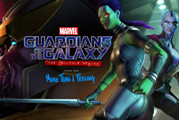 Marvel's Guardians Of The Galaxy: The Telltale Series Returning Next Week
