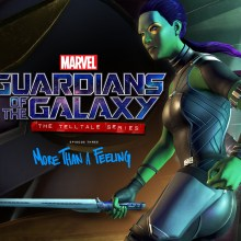 "Marvel's Guardians Of The Galaxy: The Telltale Series ""More Than A Feeling"" (Telltale)"