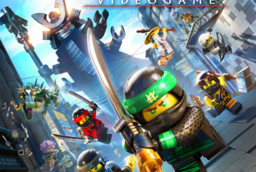 The LEGO Ninjago Movie Video Game: NINJA-GILITY TRAILER