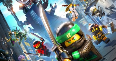The LEGO Ninjago Movie Video Game (Warner Bros. Interactive Game/WB Games)