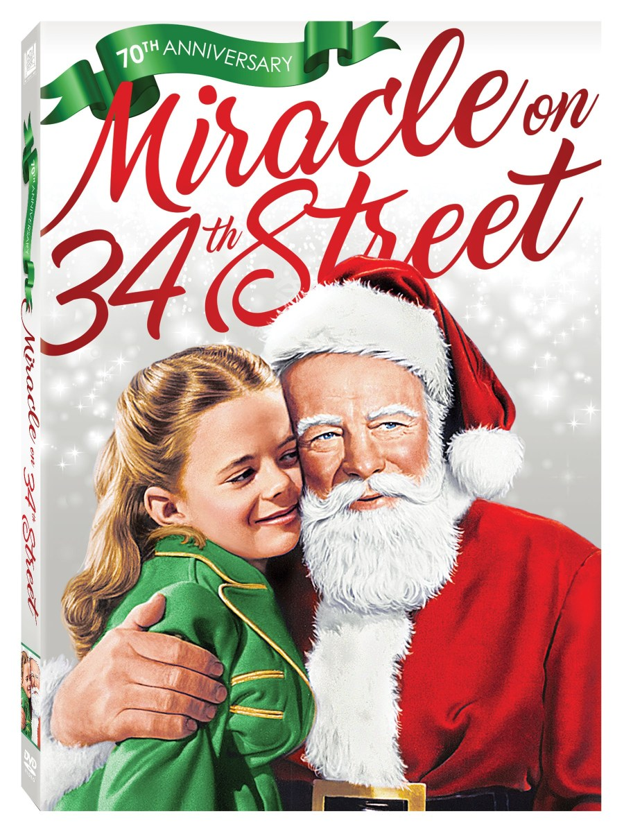 New Clips From The Miracle On 34th Street 70th Anniversary Edition