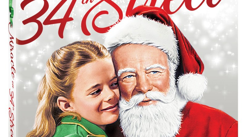 Miracle On 34th Street 70th Anniversary Edition (20th Century Fox Home Entertainment)