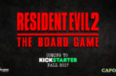 Resident Evil™ 2: The Board Game Coming To Kickstarter