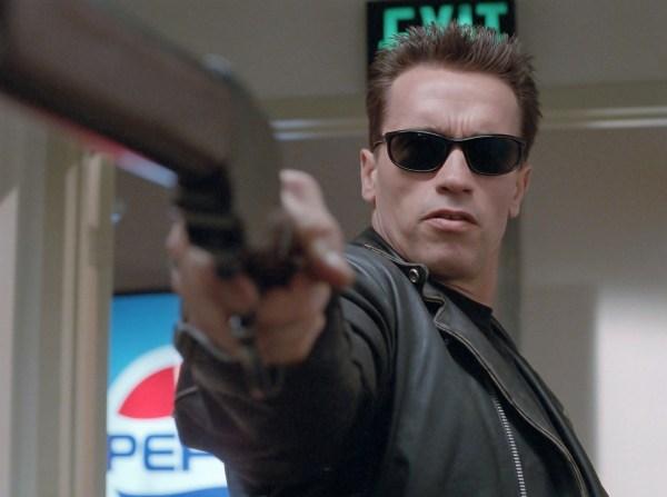 Terminator 2: Judgement Day 3D still (Distrib Film US)
