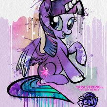 My Little Pony: The Movie Twilight Sparkle(Lionsgate/Allspark)