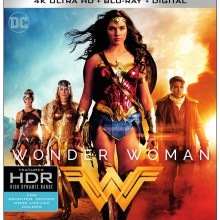 Wonder Woman 4K Ultra HD/Blu-Ray/Digital HD (Warner Bros. Home Entertainment)