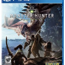 Monster Hunter: World PlayStation 4 (Capcom)