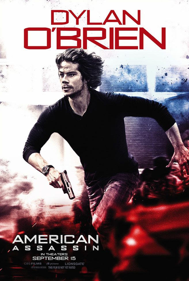 All Sorts Of Goodies From American Assassin Released