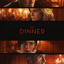 "Poster for the movie ""The Dinner"""