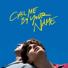 "Poster for the movie ""Call Me by Your Name"""