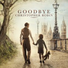 "Poster for the movie ""Goodbye Christopher Robin"""