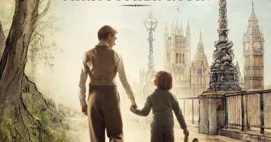 """Poster for the movie """"Goodbye Christopher Robin"""""""
