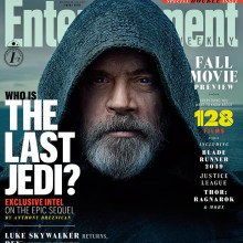 Entertainment Weekly Star Wars: The Last Jedi Issue