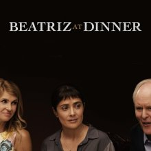 "Poster for the movie ""Beatriz at Dinner"""