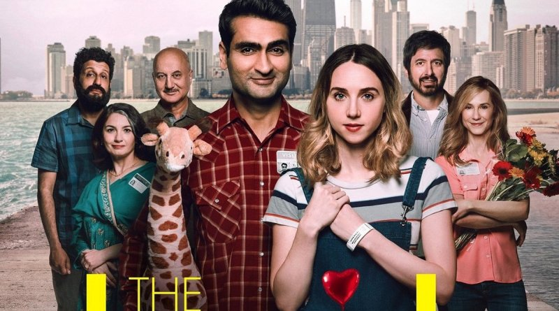 "Poster for the movie ""The Big Sick"""