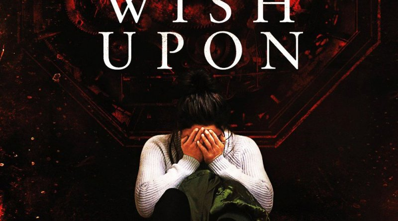 "Poster for the movie ""Wish Upon"""