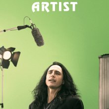 "Poster for the movie ""The Disaster Artist"""