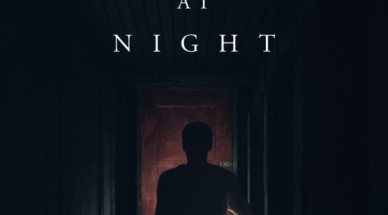 "Poster for the movie ""It Comes at Night"""