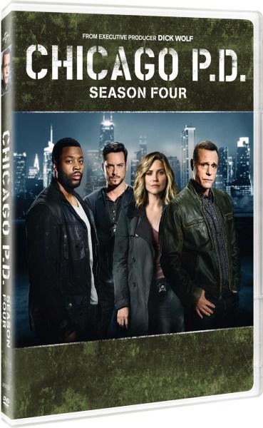 Chicago P.D. Season Four (Universal Pictures Home Entertainment)