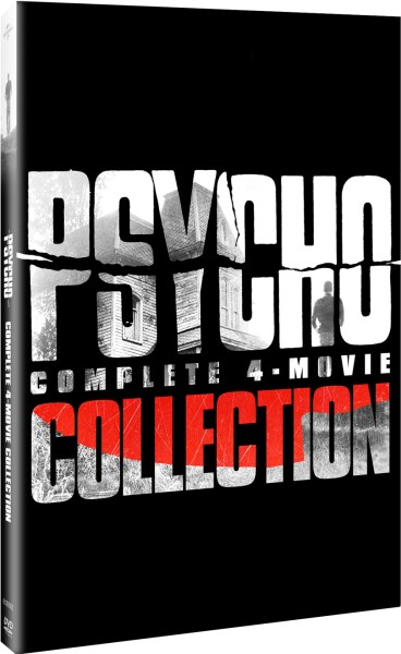 Psycho: Complete 4-Movie Collection DVD (Universal Pictures Home Entertainment)