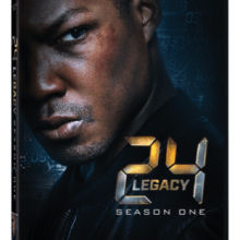 24: Legacy DVD (20th Century Fox Home Entertainment)