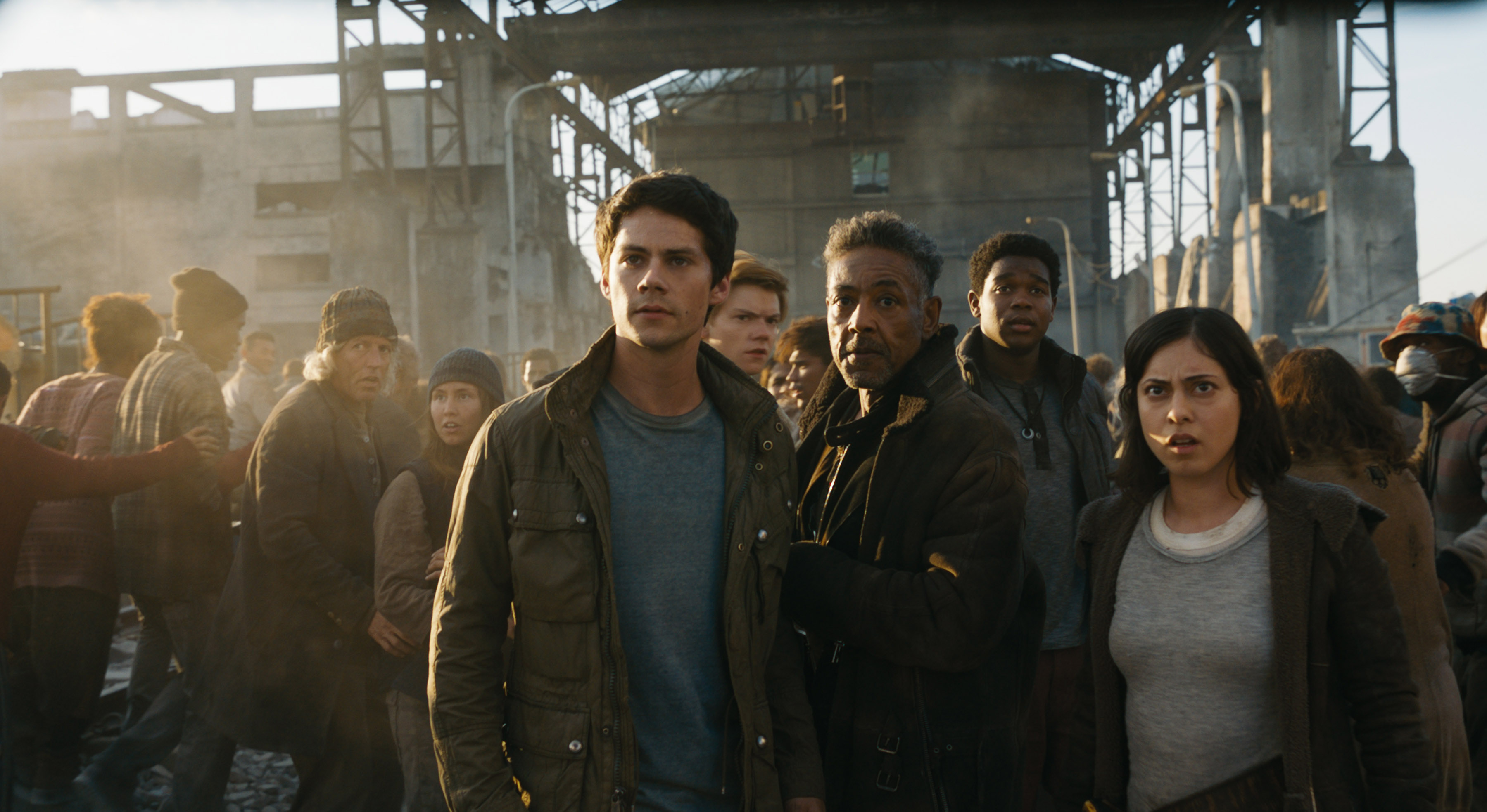 Image result for the death cure