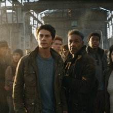Maze Runner: The Death Cure still (20th Century Fox)