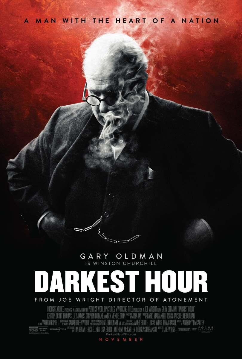 Darkest Hour Gets A New Trailer And Art