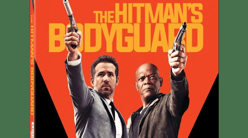 The Hitman's Bodyguard 4K Ultra HD/Blu-Ray/Digital HD (Lionsgate Home Entertainment)