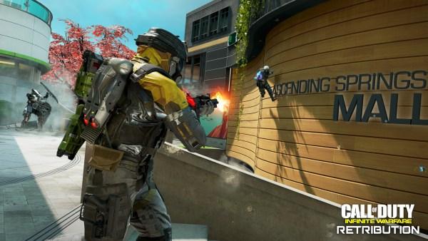 Call Of Duty: Infinite Warfare Retribution (Activision)