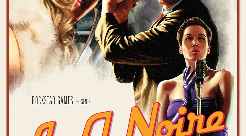 Rockstar Games presents L.A. Noire