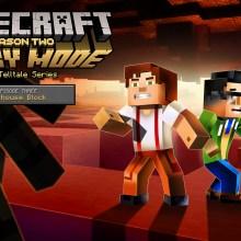 Minecraft: Story Mode Season Two art