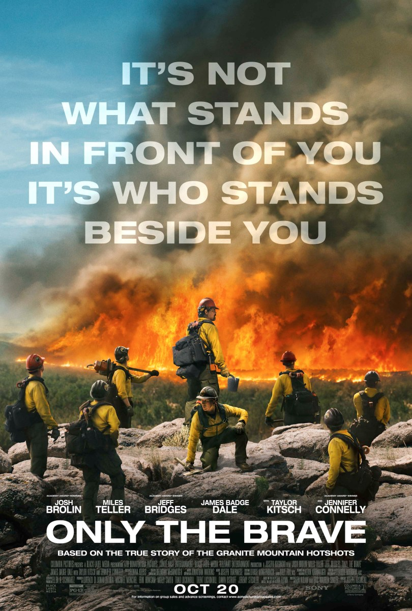 New Only The Brave Clip Released